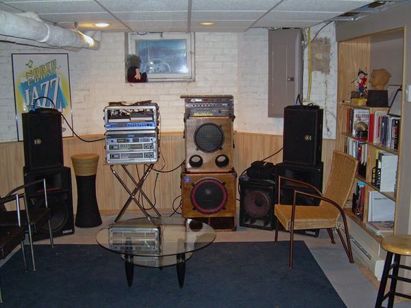 Sound Reinforcement Equipment